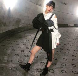 No12服装科2年5組博多美友