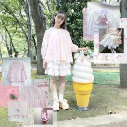No.7服装科1年7組作野萌子